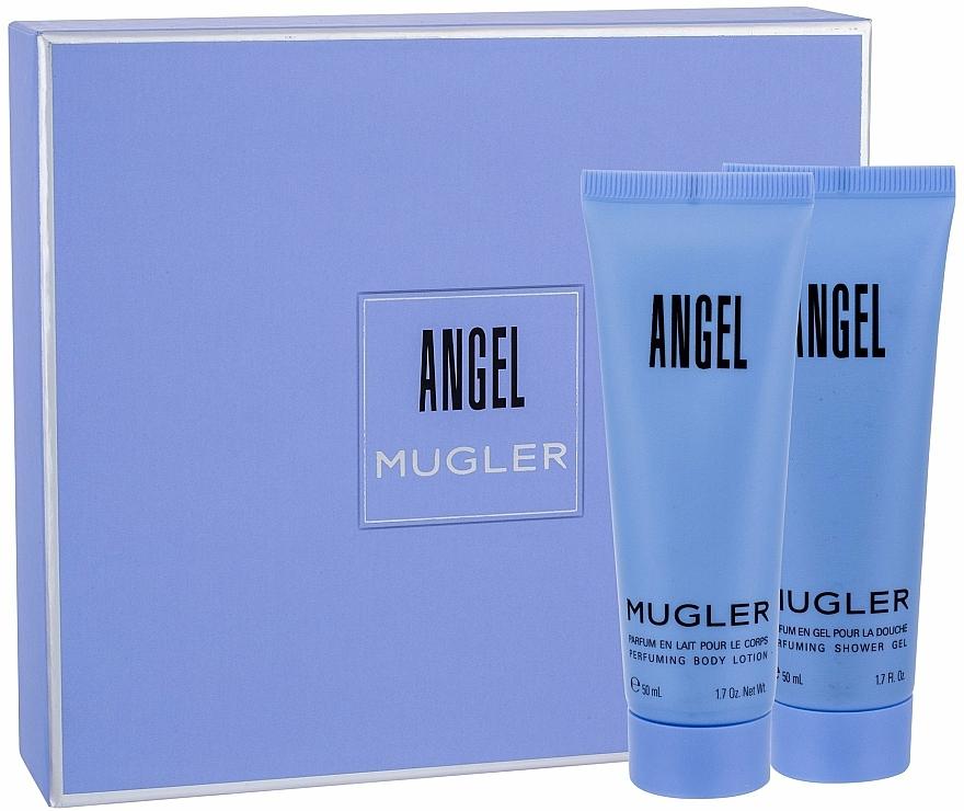Thierry Mugler Angel - Set (b/lot/50ml + sh/gel/50ml) — photo N1