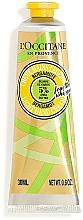 Fragrances, Perfumes, Cosmetics Shea Butter and Bergamot Hand Cream - L'Occitane Shea Butter Bergamot Light Hand Cream