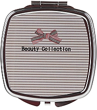 Fragrances, Perfumes, Cosmetics Square Mirror 85635, striped - Top Choice Beauty Collection Mirror