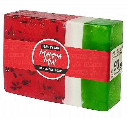 """Handmade Soap """"Watermelon"""" - Beauty Jar Mamma Mia! Handmade Soap"""