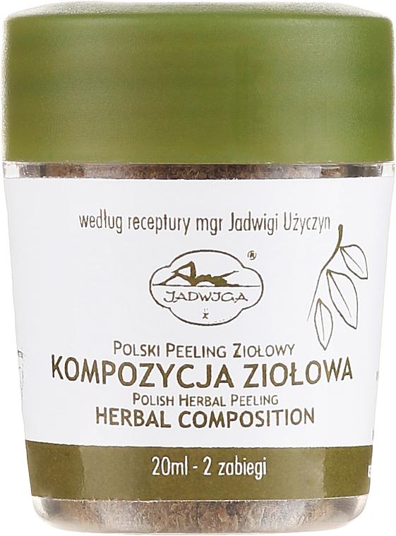 Face Peeling - Jadwiga Herbal Composition Peeling