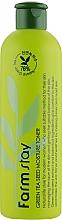 Fragrances, Perfumes, Cosmetics Cleasning Face Toner - FarmStay Green Tea Seed Moisture Toner