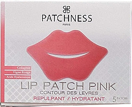 Fragrances, Perfumes, Cosmetics Red Grape Lip Patches - Patchness Lip Patch Pink