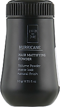 Fragrances, Perfumes, Cosmetics Men Volume Hair Powder - Lavish Care Hurricane Hair Mattifying Powder