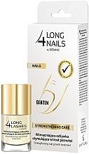 Fragrances, Perfumes, Cosmetics Nail Serum - Long4Lashes Intensive Strenghtening Nail Serum
