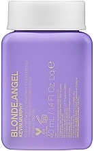 Fragrances, Perfumes, Cosmetics Color Enhancer Conditioner for Blonde Hair - Kevin.Murphy Blonde.Angel Hair Treatment (mini size)