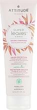 Fragrances, Perfumes, Cosmetics Color-Treated Hair Conditioner - Attitude Conditioner Color Protection Avocado Oil & Pomegranate