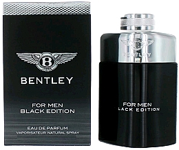 Fragrances, Perfumes, Cosmetics Bentley For Men Black Edition - Eau de Parfum