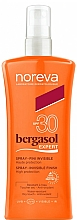 Fragrances, Perfumes, Cosmetics Sun Spray - Noreva Bergasol Expert Spray Invisible Finish SPF30