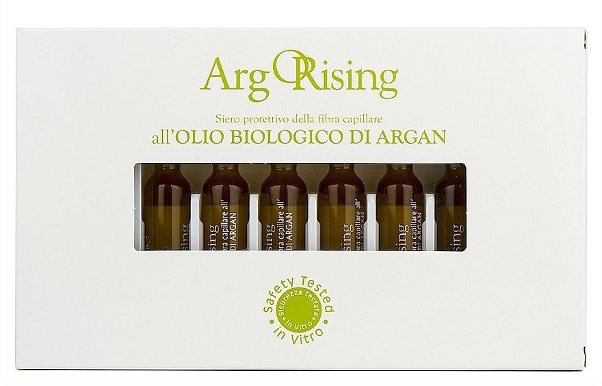 Phyto-Essence Agran Lotion for Dry Hair, ampoules - Orising ArgORising — photo N1