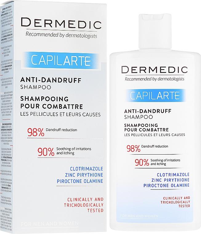 Anti-Dandruff Shampoo - Dermedic Capilarte Shampoo