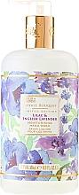 Fragrances, Perfumes, Cosmetics Hand Liquid Soap - Baylis & Harding Royale Bouquet Lilac & English Lavender Hand Wash