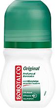 Fragrances, Perfumes, Cosmetics Roll-On Antiperspirant Deodorant - Borotalco Original Ball Deo