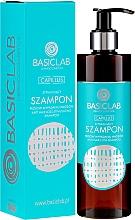 Fragrances, Perfumes, Cosmetics Anti Hair Loss Shampoo - BasicLab Dermocosmetics Capillus Anti Hair Loss Stimulating Shampoo
