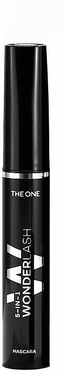 5-in-1 Multifunctional Waterproof Mascara - Oriflame The One — photo N1