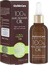 Fragrances, Perfumes, Cosmetics Macadamia Oil - GlySkinCare Macadamia Oil 100%