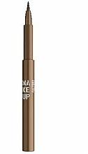 Fragrances, Perfumes, Cosmetics Brow Pencil - Make Up Factory Eyebrow Intensifier