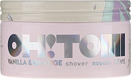 "Fragrances, Perfumes, Cosmetics Shower Mousse ""Vanilla Orange"" - Oh!Tomi Dreams Vanilla Orange Shower Mousse"