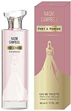 Fragrances, Perfumes, Cosmetics Naomi Campbell Pret a Porter Silk Collection - Eau de Toilette