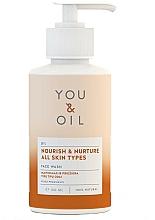 "Fragrances, Perfumes, Cosmetics Face Wash ""Nourish & Nurture"" - You & Oil Nourish & Nurture Face Wash"