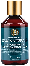 Fragrances, Perfumes, Cosmetics Face Cleansing Fluid - Recipe For Men RAW Naturals Glacier Water Face Cleansing Fluid