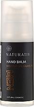 Fragrances, Perfumes, Cosmetics Hand Lotion - Naturativ Men Hand Balm