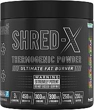 Fragrances, Perfumes, Cosmetics Thermogenic Fat Burner - Applied Nutrition Shred X Thermogenic Powder