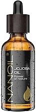 Fragrances, Perfumes, Cosmetics Jojoba Oil - Nanoil Body Face and Hair Jojoba Oil