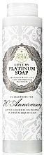 """Fragrances, Perfumes, Cosmetics Liquid Soap """"Luxury Platinum"""" - Nesti Dante Luxury Platinum Soap"""