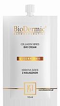 Fragrances, Perfumes, Cosmetics Day Face Cream - BioDermic Collagen Day Cream (mini)