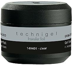 Fragrances, Perfumes, Cosmetics Foil Gel - Peggy Sage Technigel Transfer Foil Gel
