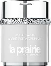 Fragrances, Perfumes, Cosmetics Moisturizing Face & Neck Cream - La Praire White Caviar Creme Extraordinaire
