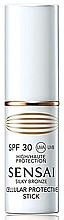 Fragrances, Perfumes, Cosmetics Sun Stick for Face SPF30 - Kanebo Sensai Cellular Protective Stick