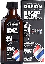 Fragrances, Perfumes, Cosmetics Beard Shampoo - Morfose Ossion Beard Care Shampoo