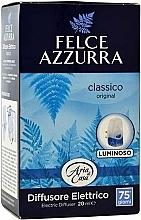 Fragrances, Perfumes, Cosmetics Electric Diffuser - Felce Azzurra Classico