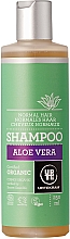 "Fragrances, Perfumes, Cosmetics Normal Hair Shampoo ""Aloe Vera"" - Urtekram Aloe Vera Shampoo Normal Hair"