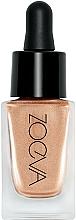 Fragrances, Perfumes, Cosmetics Liquid Highlighter - Zoeva Liquid Light Drops