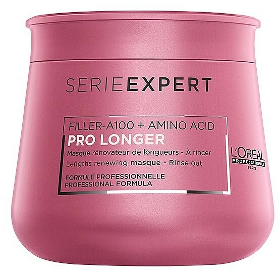 Hair Regrowth Mask - L'Oreal Professionnel Pro Longer Lengths Renewing Masque — photo N1
