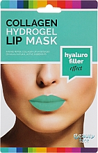 Fragrances, Perfumes, Cosmetics Collagen Hydrogel Lip Mask - Beauty Face Collagen Hydrogel Lip Mask Hyaluro Filler