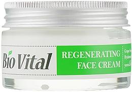 Fragrances, Perfumes, Cosmetics Regenerating Face Cream - DeBa Bio Vital Regenerating Face Cream