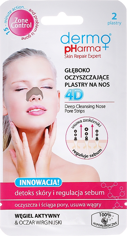Anti-Acne Nose Patch - Dermo Pharma Patch