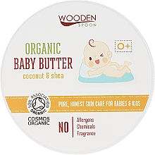 Fragrances, Perfumes, Cosmetics Kids Body Balm - Wooden Spoon Organic Baby Butter