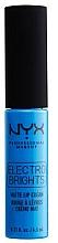 Fragrances, Perfumes, Cosmetics Liquid Matte Lipstick - NYX Professional Electro Brights Matte Lip Cream