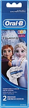 """Fragrances, Perfumes, Cosmetics Replaceable Kids Toothbrush Head """"Frozen"""", 2 pcs - Oral-B Stages Power Vitality Kids Frozen"""