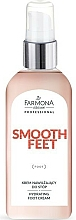 Fragrances, Perfumes, Cosmetics Foot Cream - Farmona Smooth Feet Hydrating Foot Cream