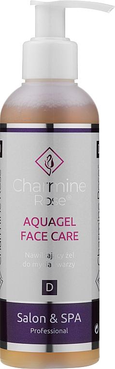 Moisturizing Face Care Gel - Charmine Rose Aquagel Face Care — photo N1