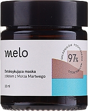 Fragrances, Perfumes, Cosmetics Detox Mud Mask - Melo