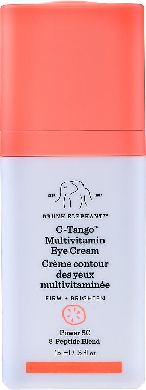 Eye Cream - Drunk Elephant C-Tango Multivitamin Eye Cream — photo N1