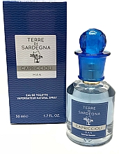 Fragrances, Perfumes, Cosmetics Terre Di Sardegna Capriccioli - Eau de Toilette