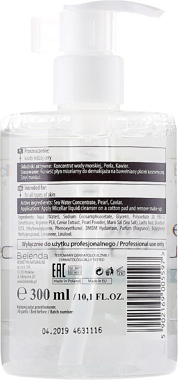 Makeup Removing Micellar Liquid Cleanser - Bielenda Professional Face Program Micellar Liquid Cleanser — photo N2